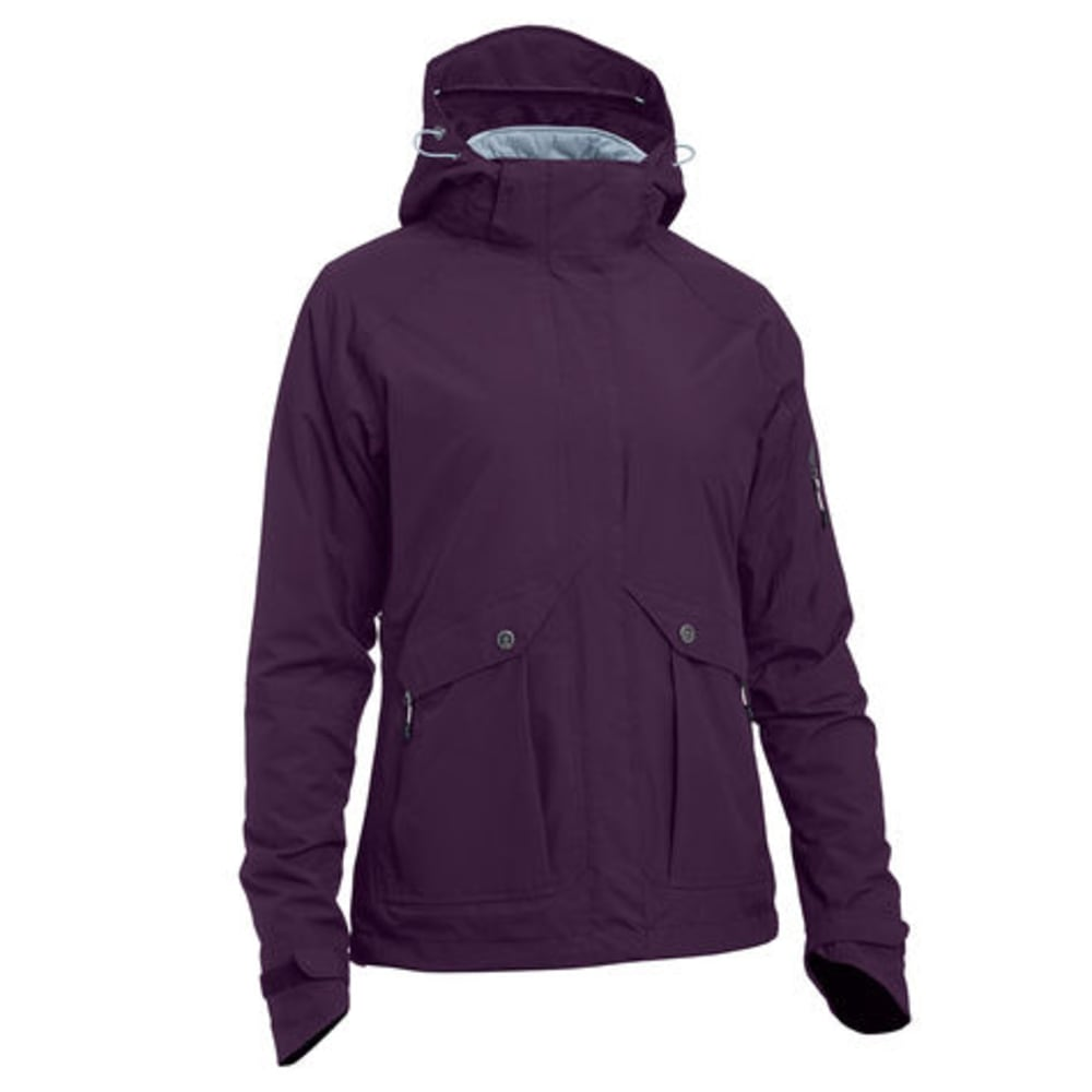 EMS® Women's Freescape 3-in-1 Jacket  - PLUM PERFECT