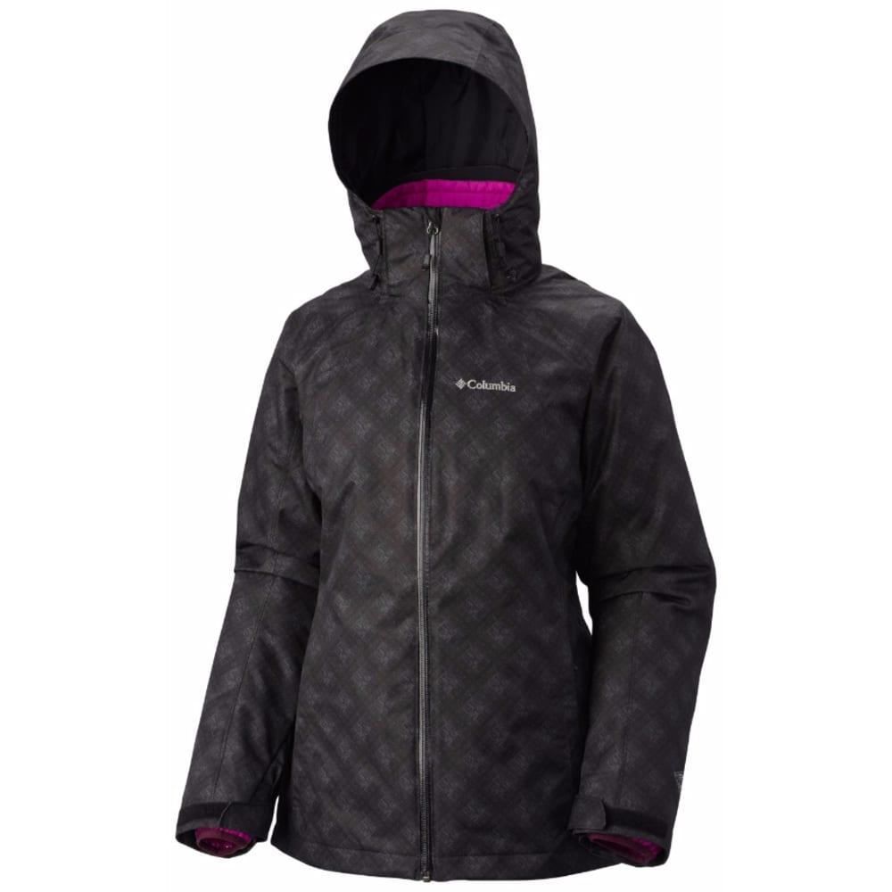 Columbia interchange jacket women