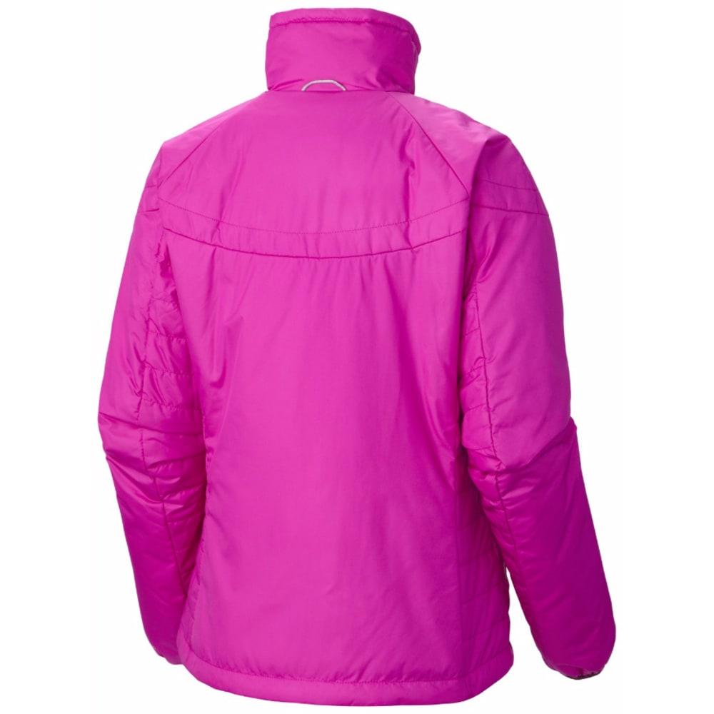 COLUMBIA Women's Whirlibrid™ Interchange Jacket - 016-BLACK PLAID