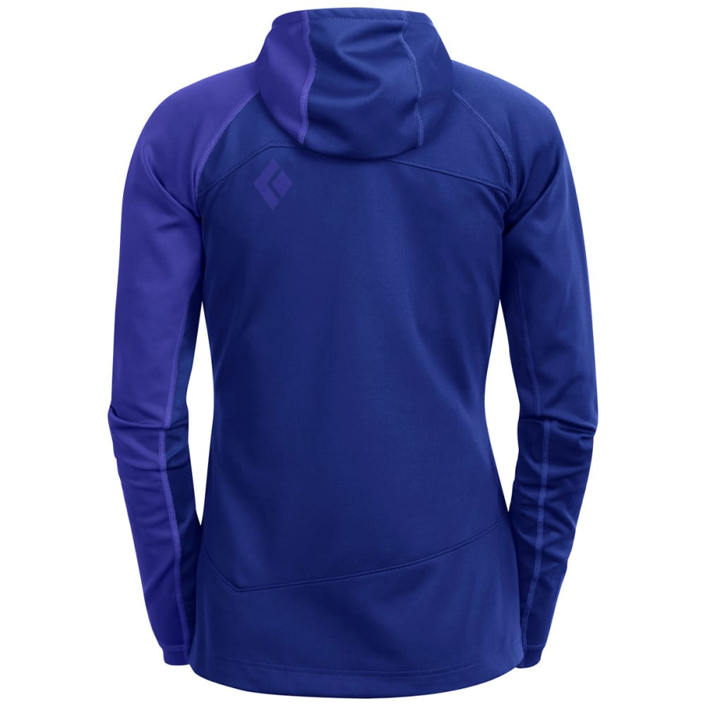 BLACK DIAMOND Women's Flow State Hoodie - SPECTRUM BLUE