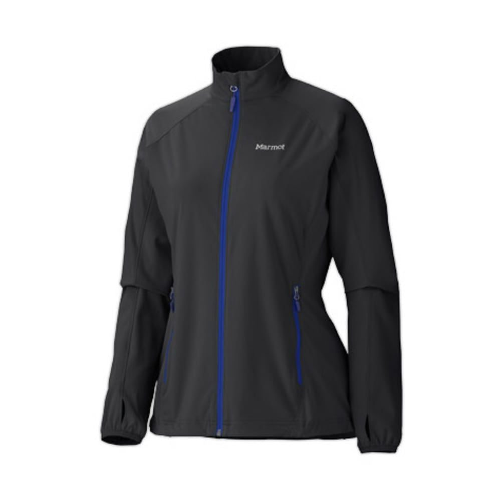 MARMOT Women's Fusion Jacket - BLACK
