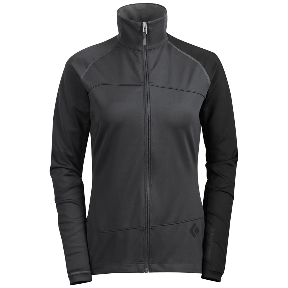Black Diamond Women's Flow State Jacket - Black QDR9