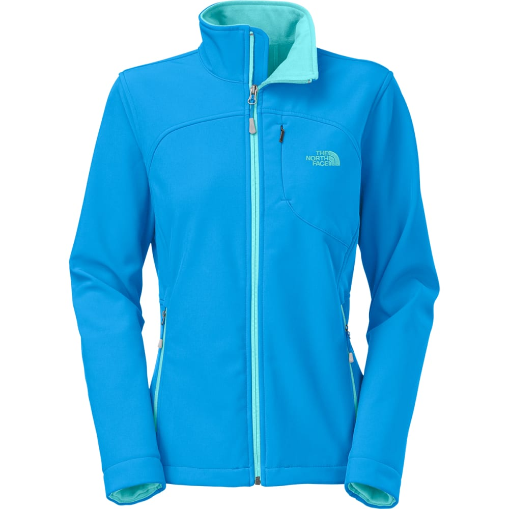 THE NORTH FACE Women's Apex Bionic Jacket - CLEAR LAKE BLUE