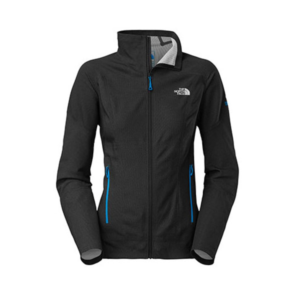 THE NORTH FACE Women's Exodus Jacket - TNF BLACK