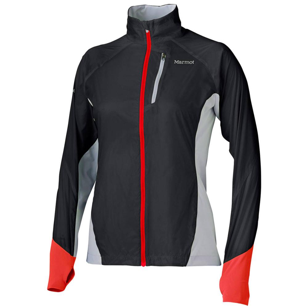 MARMOT Women's Dash Hybrid Jacket - DARK STEEL