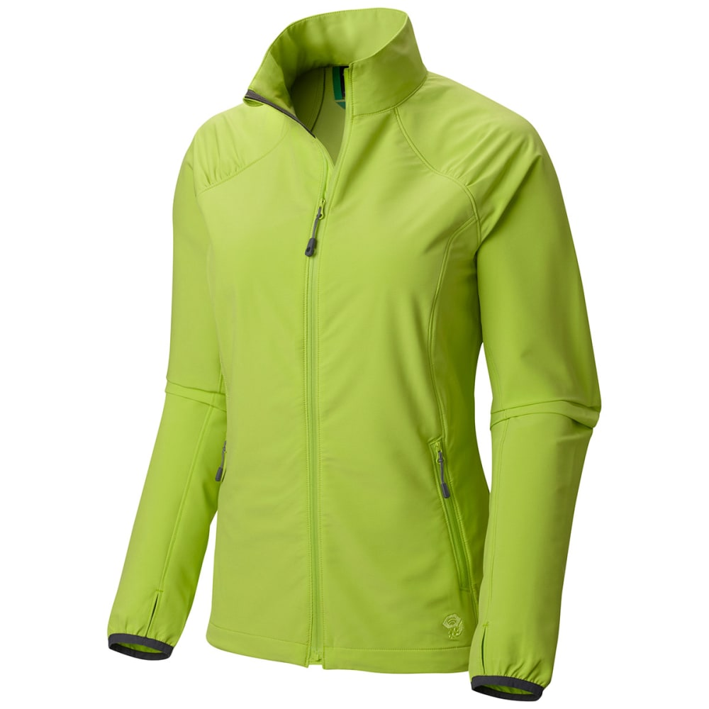 MOUNTAIN HARDWEAR Women's Chockstone Jacket - FISSION