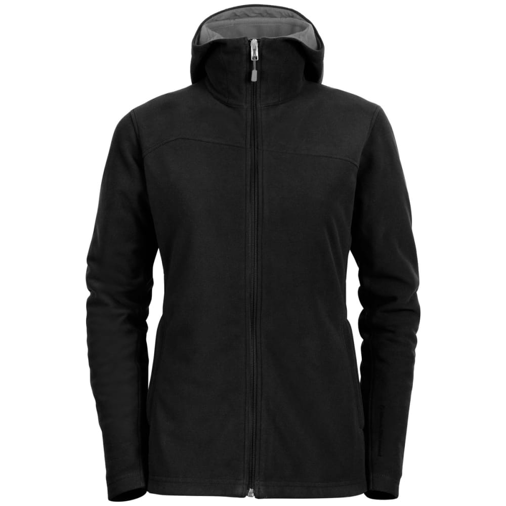 BLACK DIAMOND Women's Reverb Hoodie - BLACK
