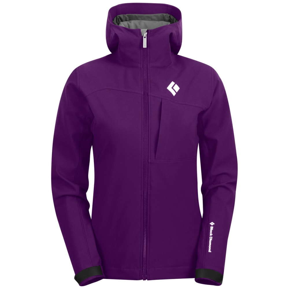 BLACK DIAMOND Women's Dawn Patrol Shell - GRAPE
