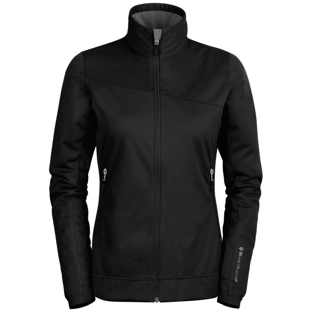 BLACK DIAMOND Women's Coalesce Jacket - BLACK