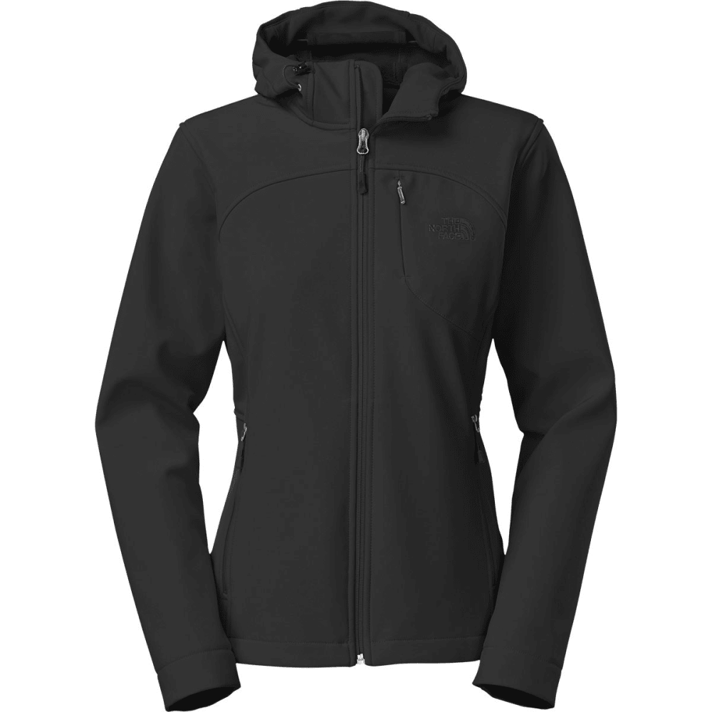 THE NORTH FACE Women's Apex Bionic Hoodie - TNF BLACK