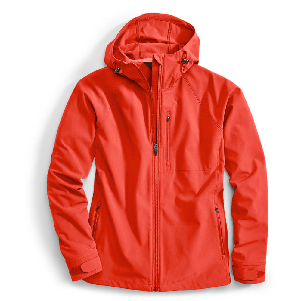 EMS® Women's Epic Soft Shell Jacket - POPPY RED