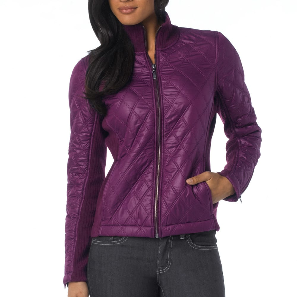 PRANA Women's Diva Jacket - GRAPEVINE