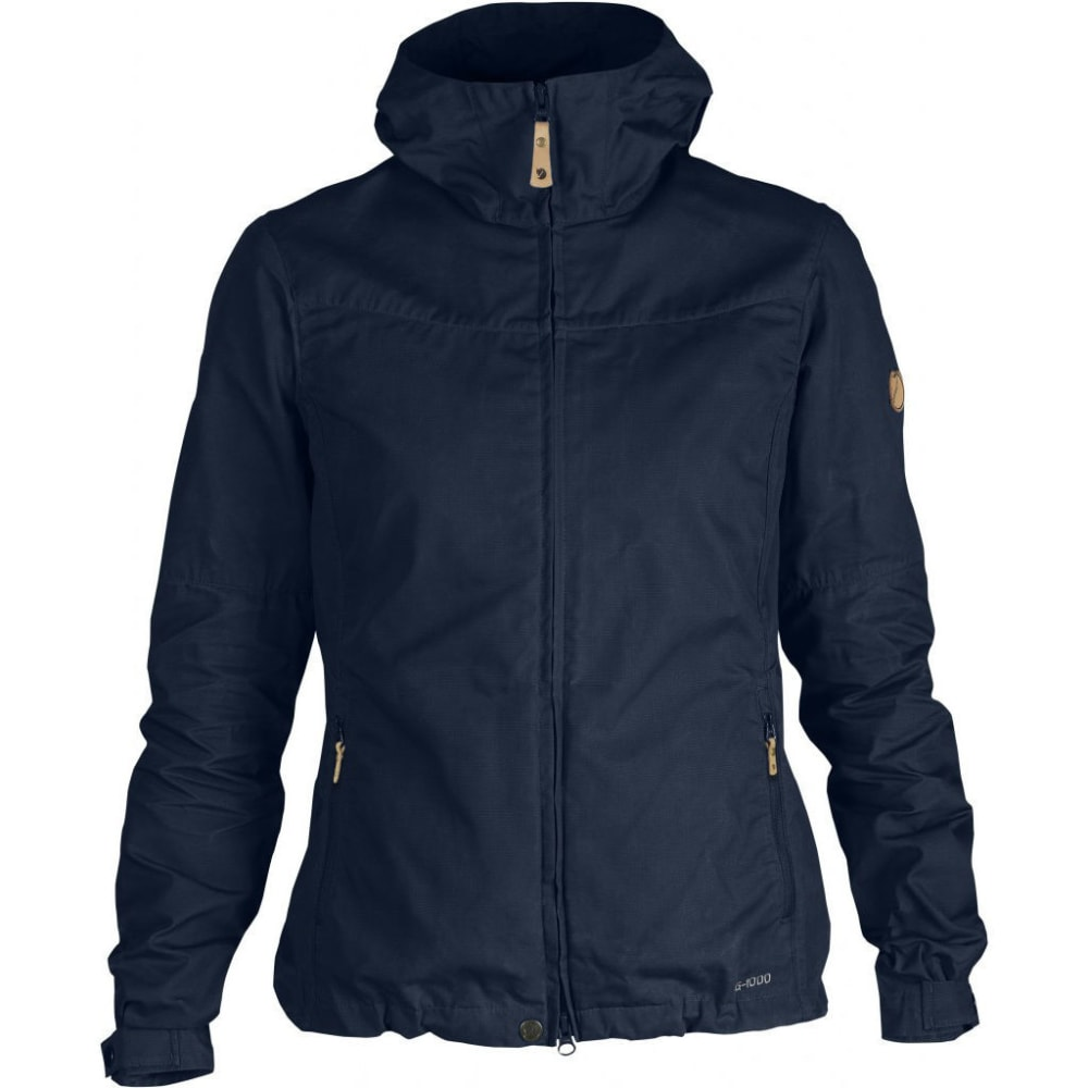 FJÄLLRÄVEN Women's Stina Jacket - DARK NAVY
