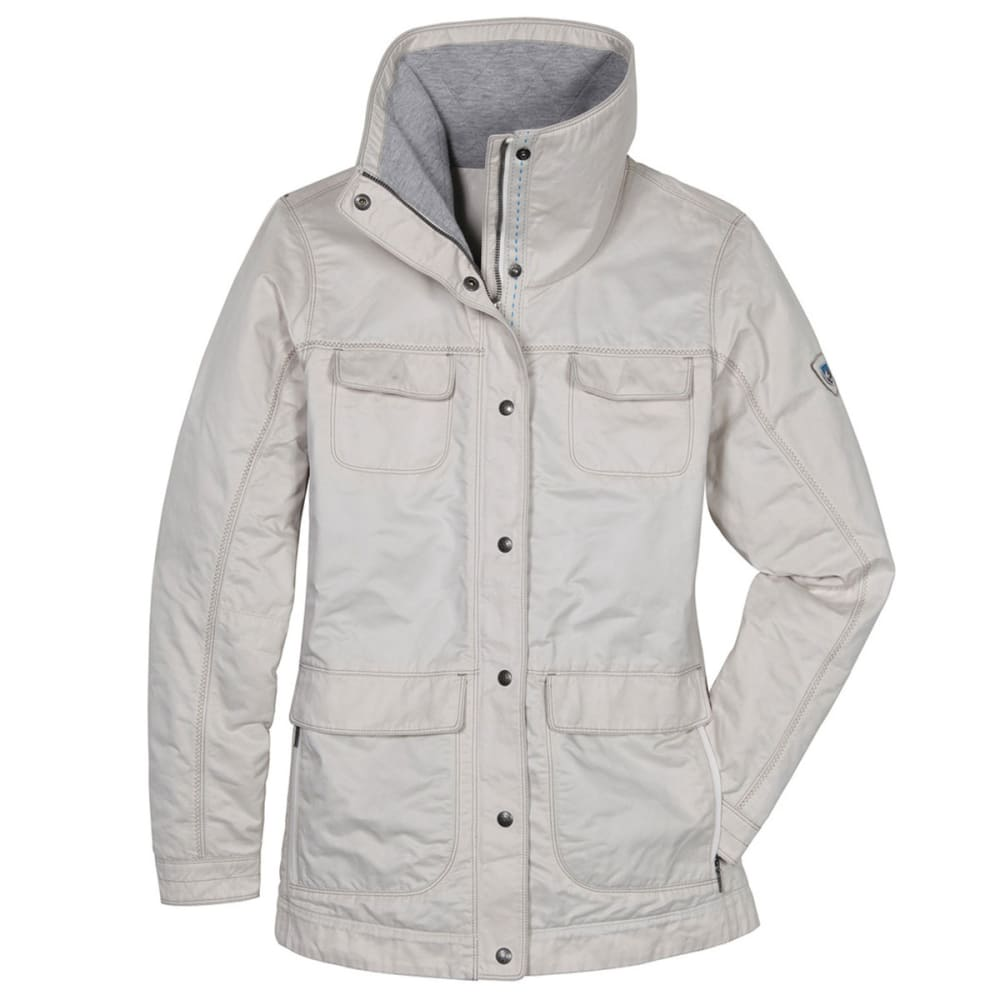 KÜHL Women's Lena Insulated Jacket   - NATURAL