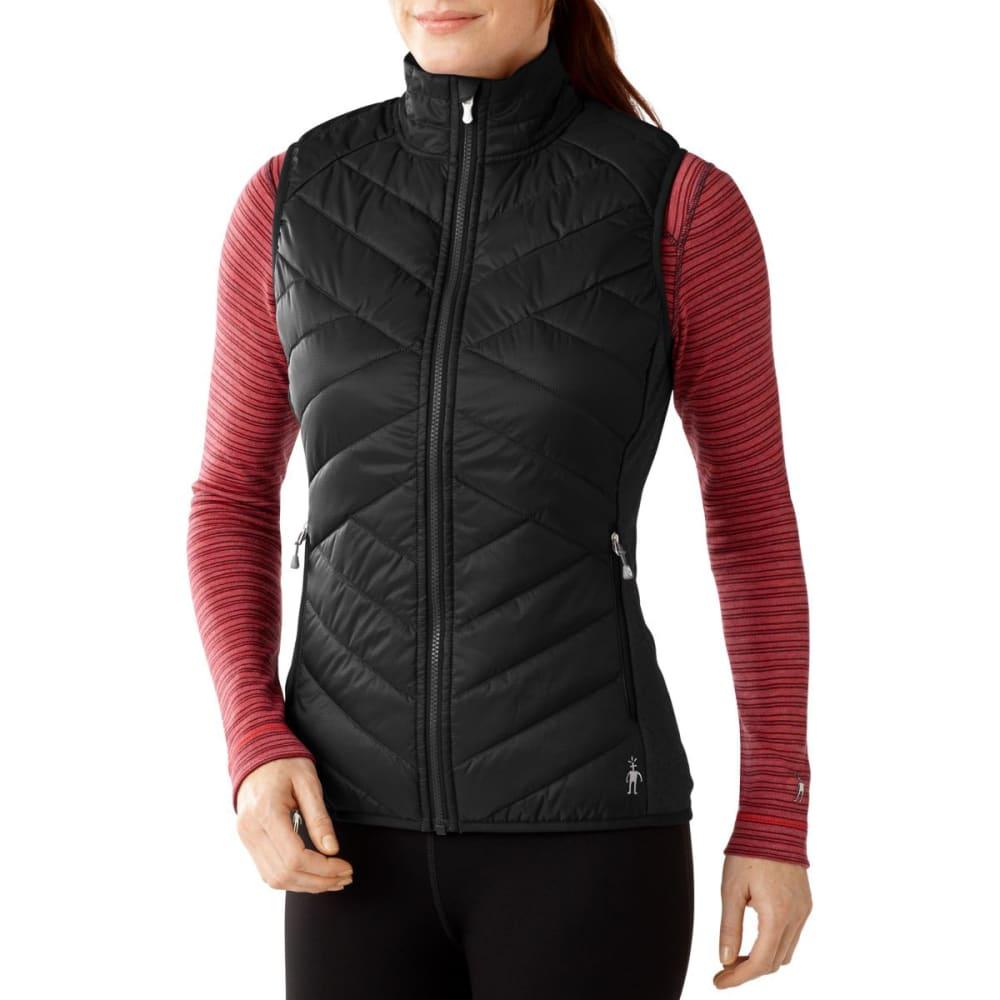 SMARTWOOL Women's Corbet 120 Vest - BLACK