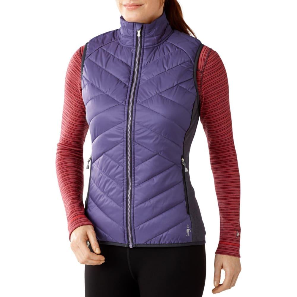 SMARTWOOL Women's Corbet 120 Vest - DESERT PURPLE