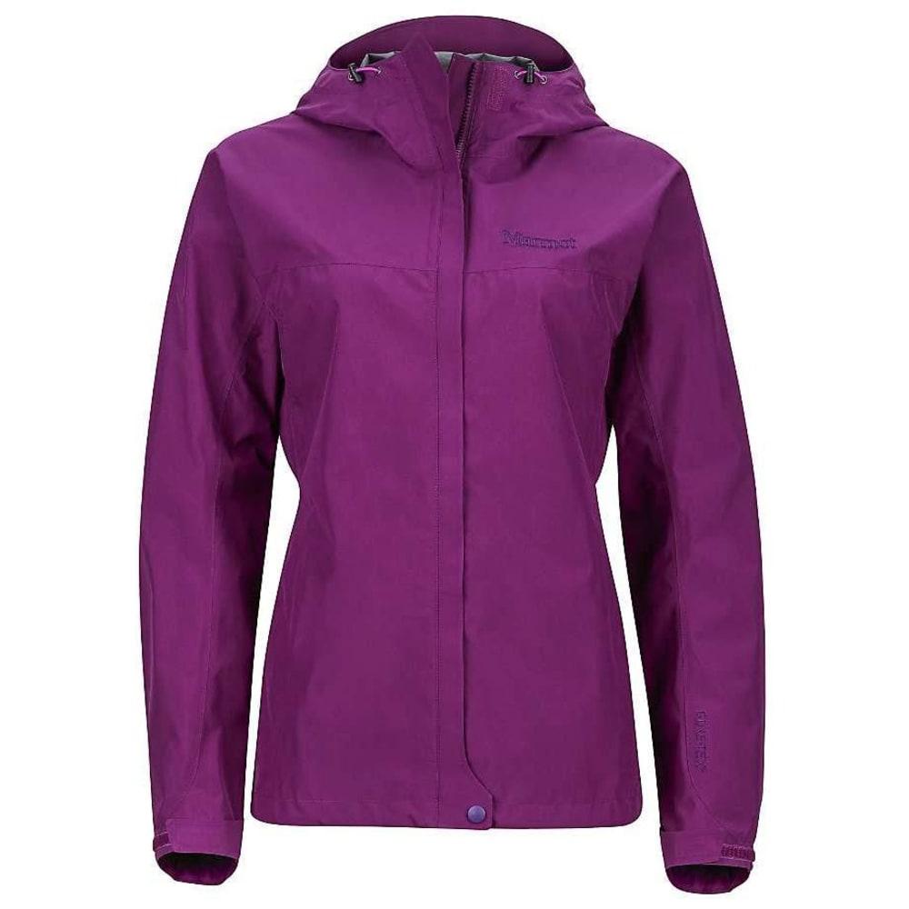 MARMOT Women's Minimalist Gore-Tex Jacket - 6228-GRAPE
