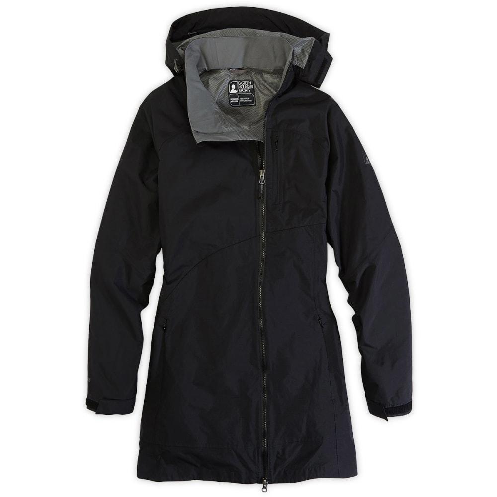 EMS Women's Tempest Jacket - JET BLACK