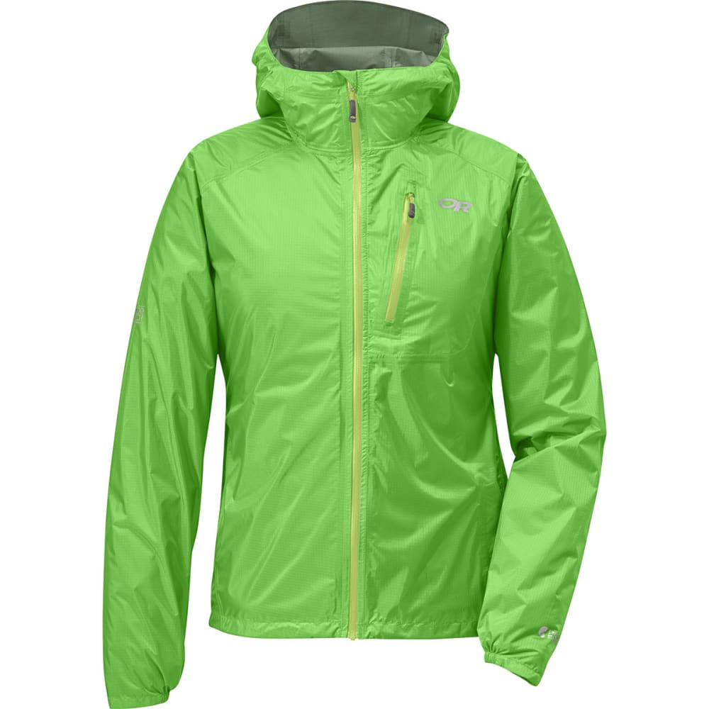 OUTDOOR RESEARCH Women's Helium II Jacket - APPLE