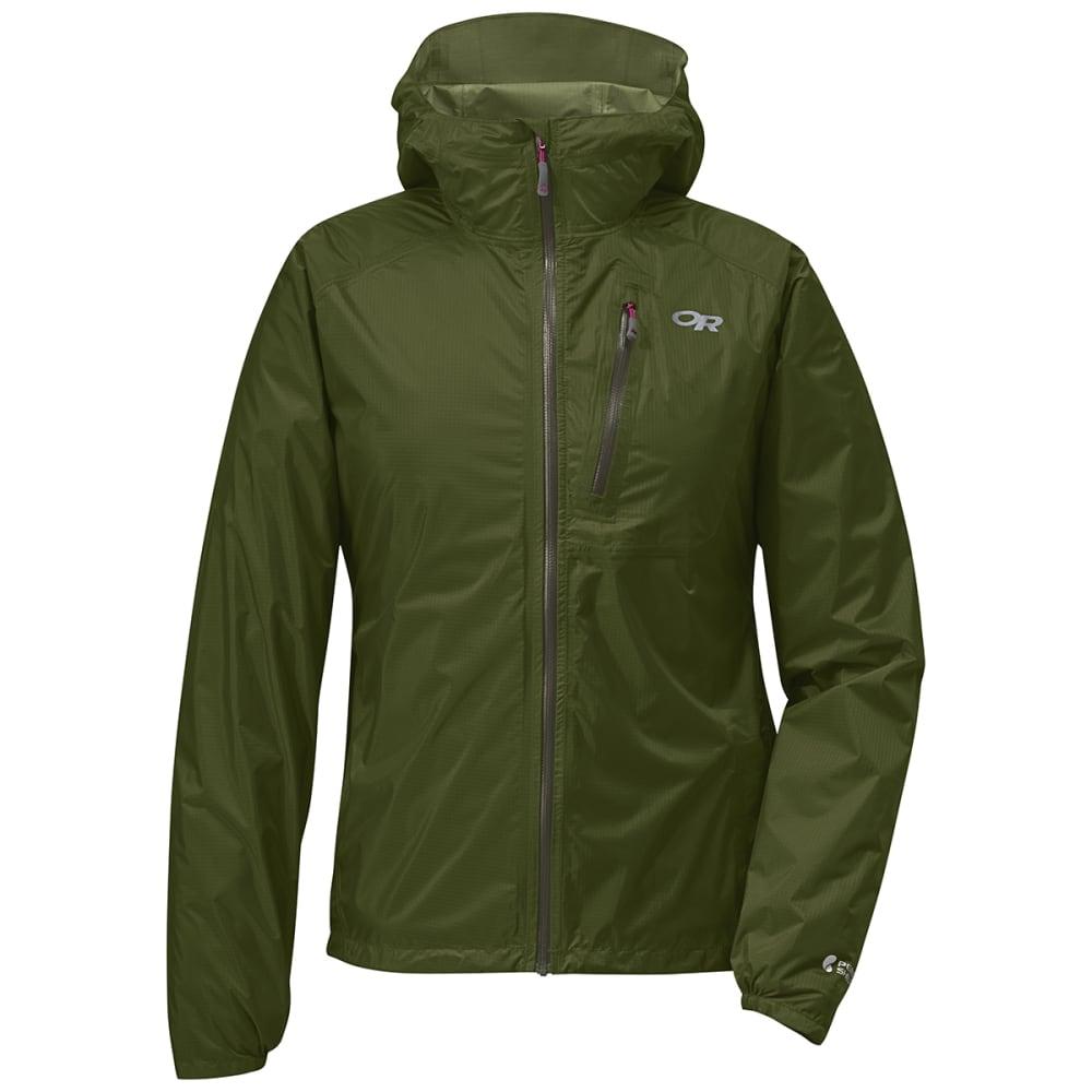 OUTDOOR RESEARCH Women's Helium II Jacket - 1431 SEAWEED
