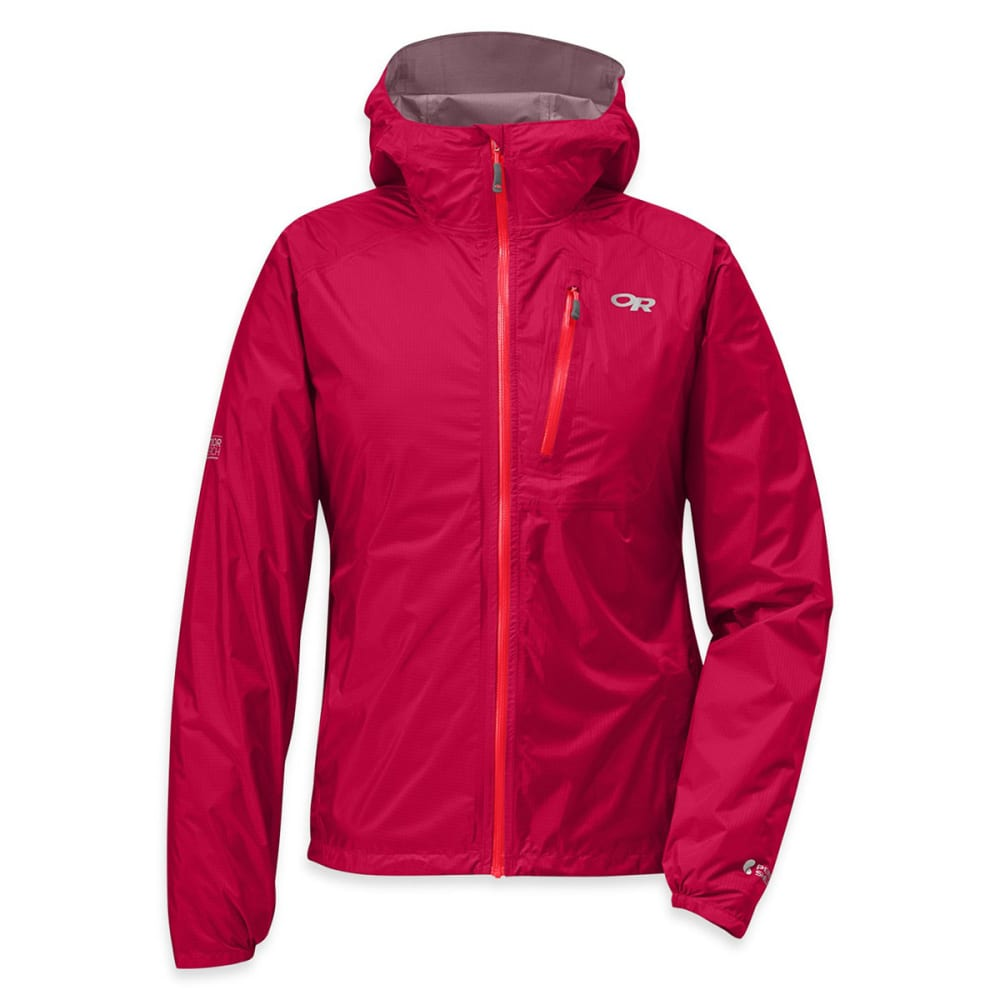 OUTDOOR RESEARCH Women's Helium II Jacket - TEABERRY - 1578