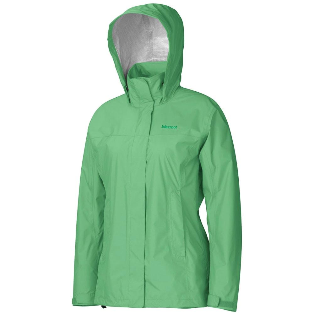 MARMOT Women's PreCip Jacket - GREEN