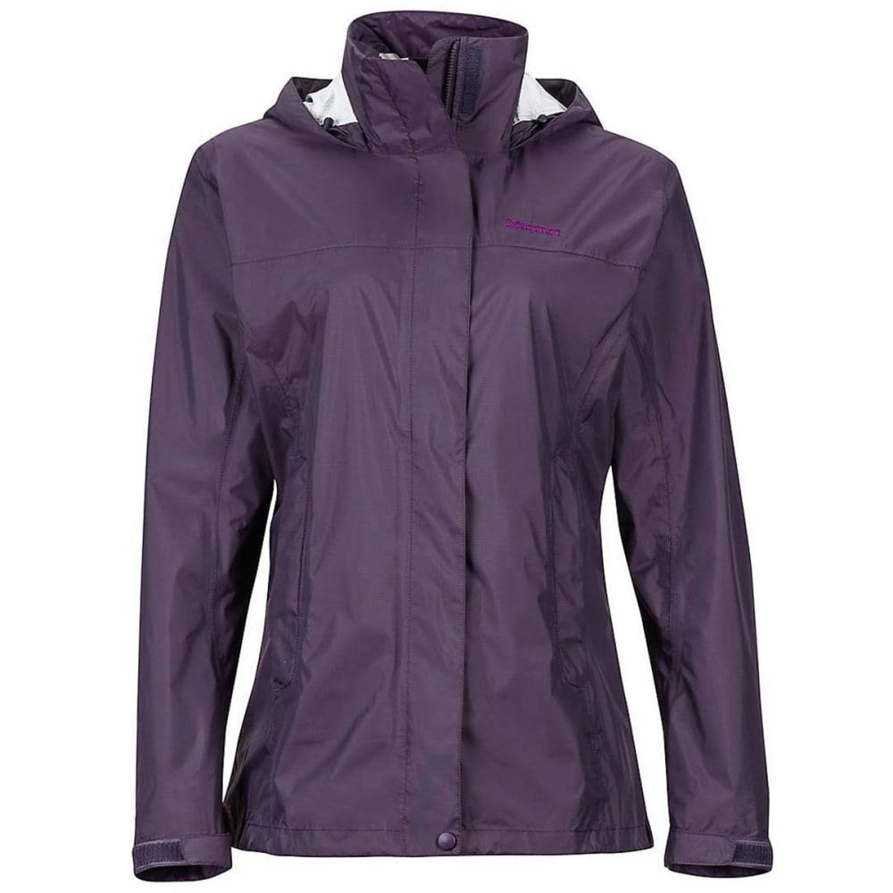 MARMOT Women's PreCip Jacket - 6926-NIGHTSHADE