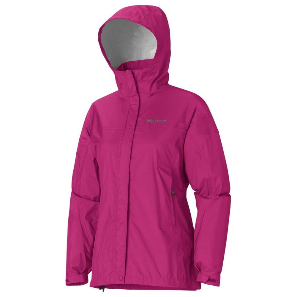 MARMOT Women's PreCip Jacket - ROSE