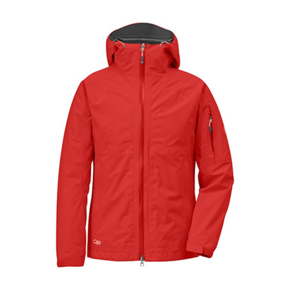 OUTDOOR RESEARCH Women's Aspire Jacket - FLAME