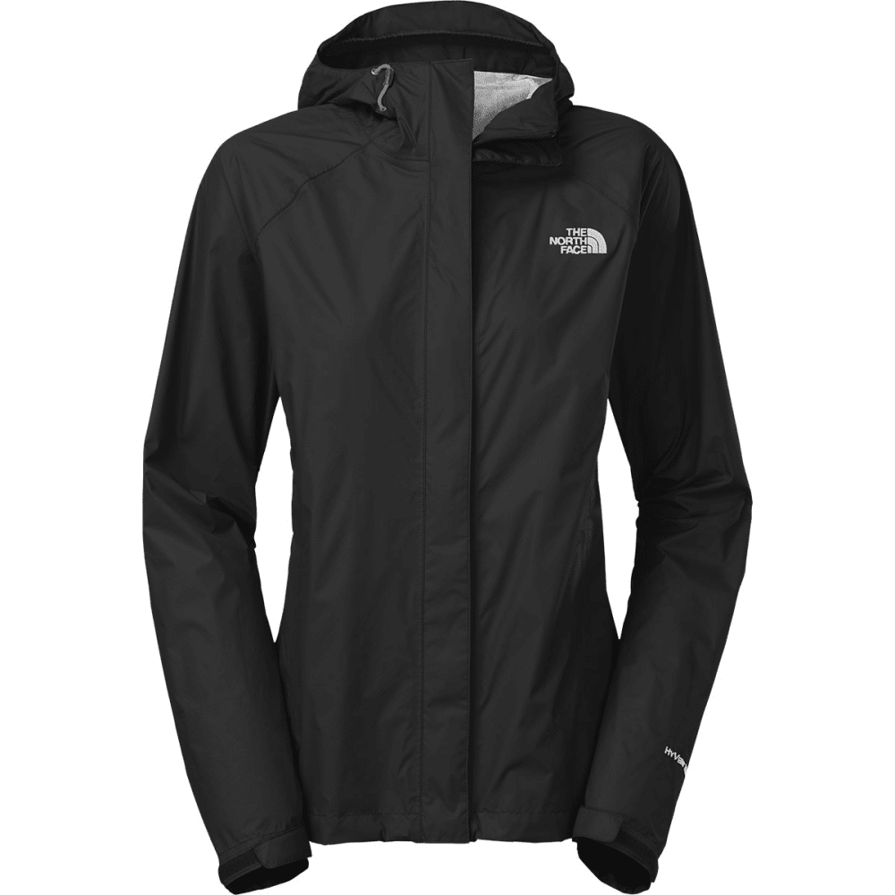 THE NORTH FACE Women's Venture Jacket - JK3-BLACK