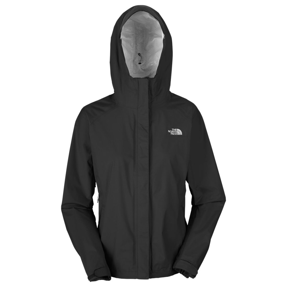 THE NORTH FACE Women's Venture Jacket - BLACK
