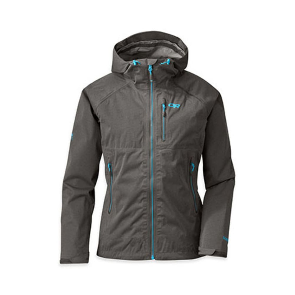 OUTDOOR RESEARCH Women's Clairvoyant Jacket - CHARCOAL