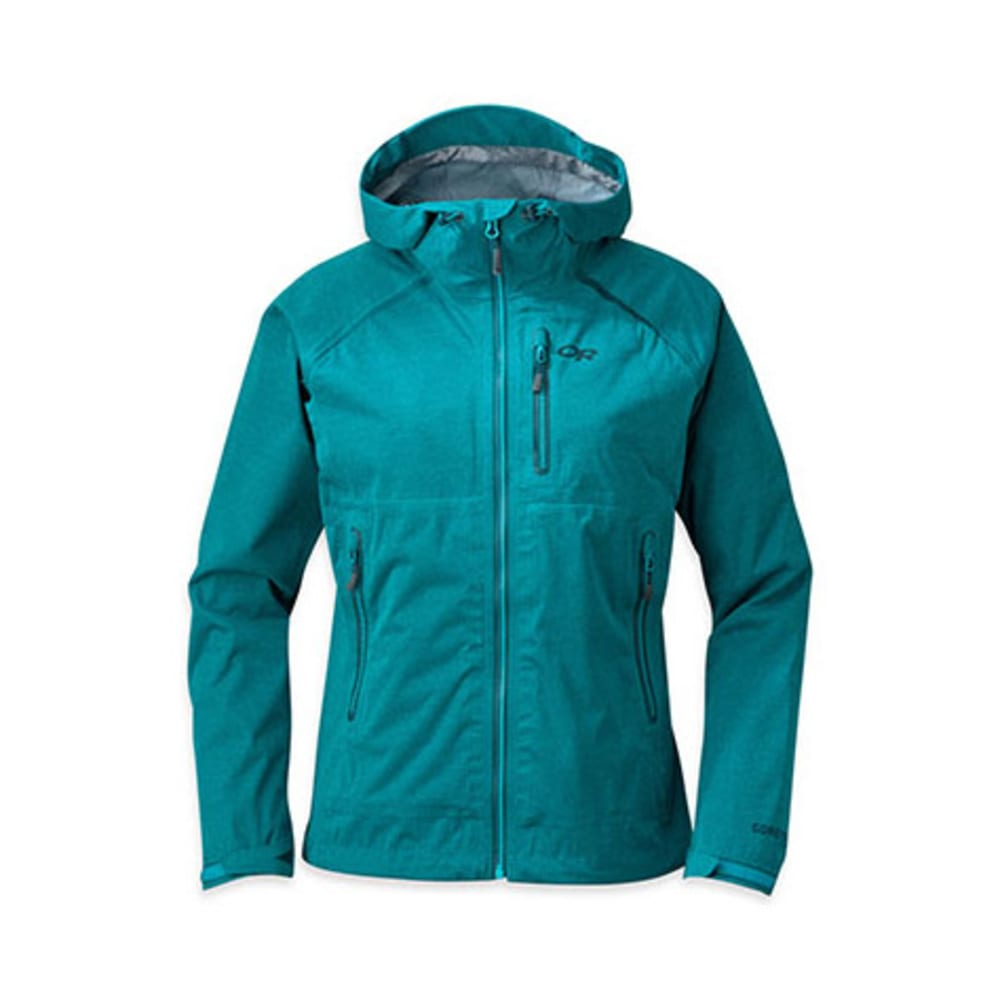 OUTDOOR RESEARCH Women's Clairvoyant Jacket - ALPINE LAKE