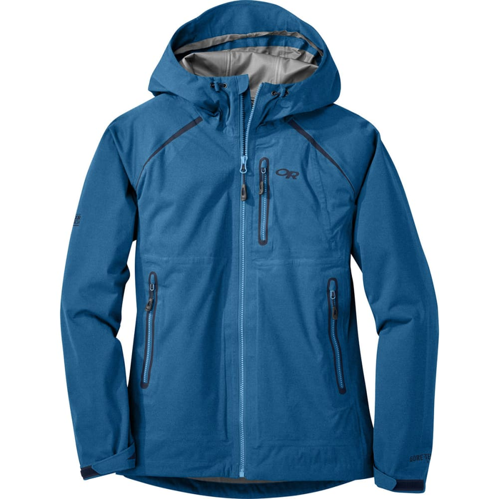 OUTDOOR RESEARCH Women's Clairvoyant Jacket - CORNFLOWER