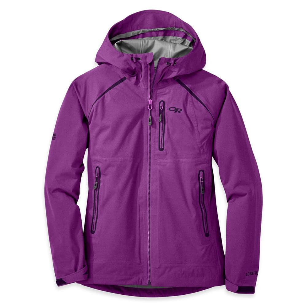 OUTDOOR RESEARCH Women's Clairvoyant Jacket - WISTERIA