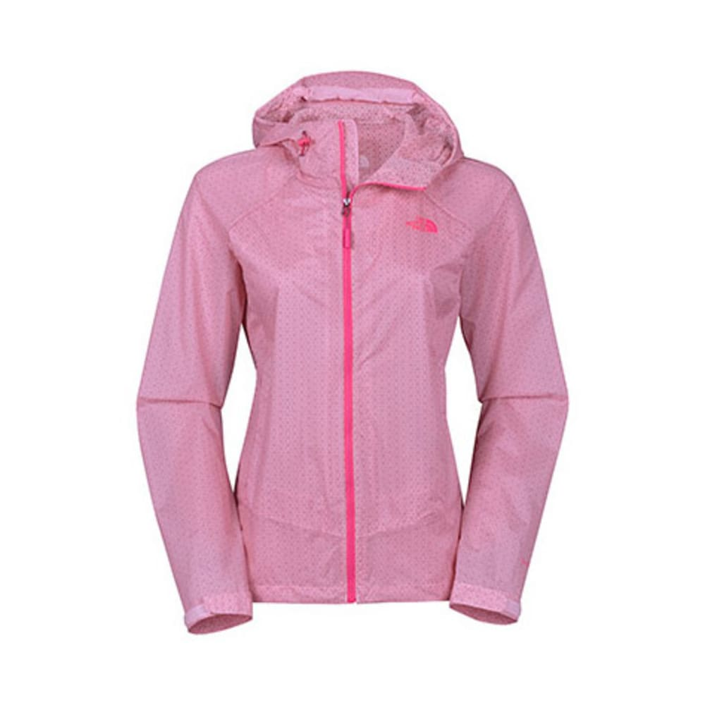 THE NORTH FACE Women's Cloud Venture Jacket - PINK LADY