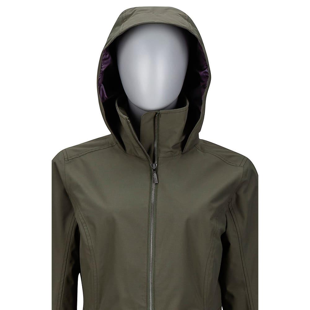 MARMOT Women's Lea Jacket - 4022-BEETLE GREEN