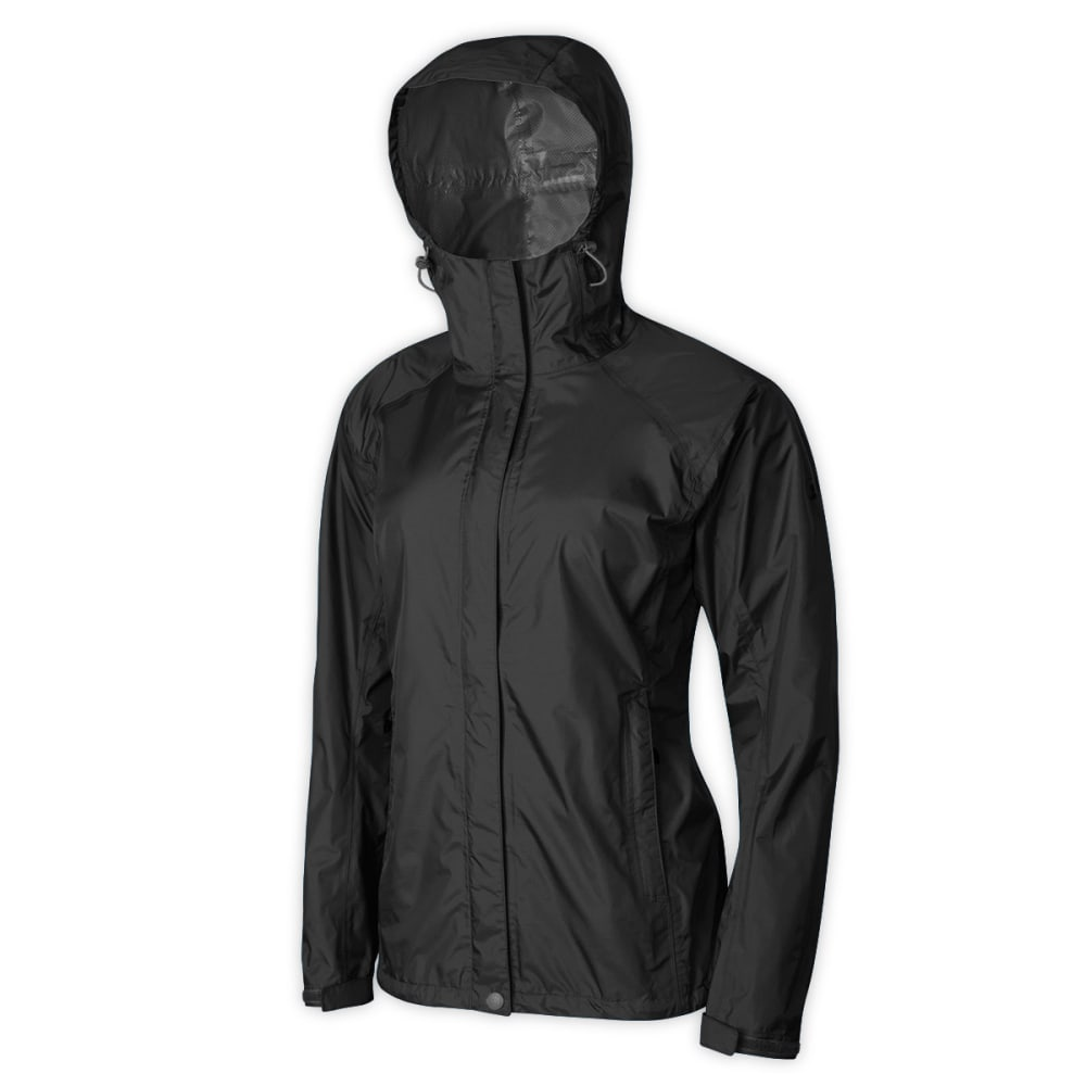 EMS Women's Thunderhead Jacket - JET BLACK