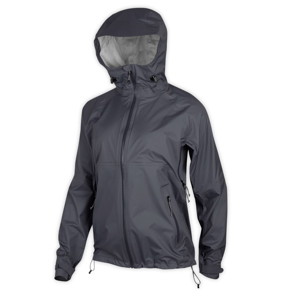EMS® Women's Storm Front Jacket - EBONY GREY