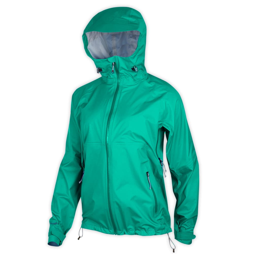 EMS® Women's Storm Front Jacket - VIRIDIS