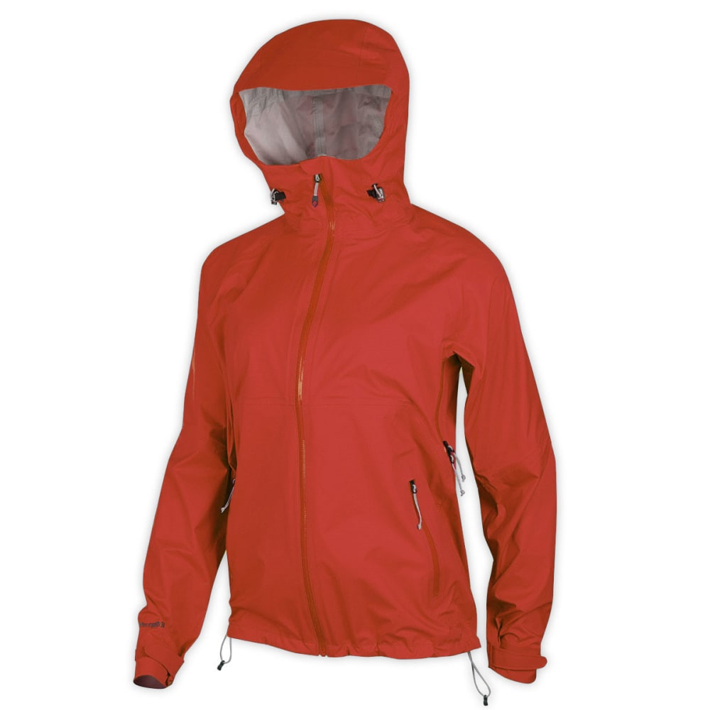 EMS® Women's Storm Front Jacket - POPPY RED