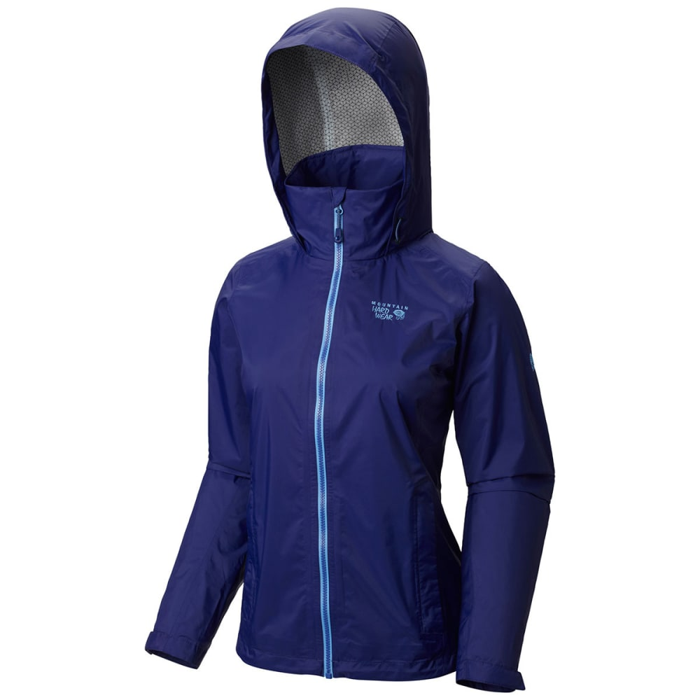MOUNTAIN HARDWEAR Women's Plasmic Ion Jacket - ARISTOCRAT