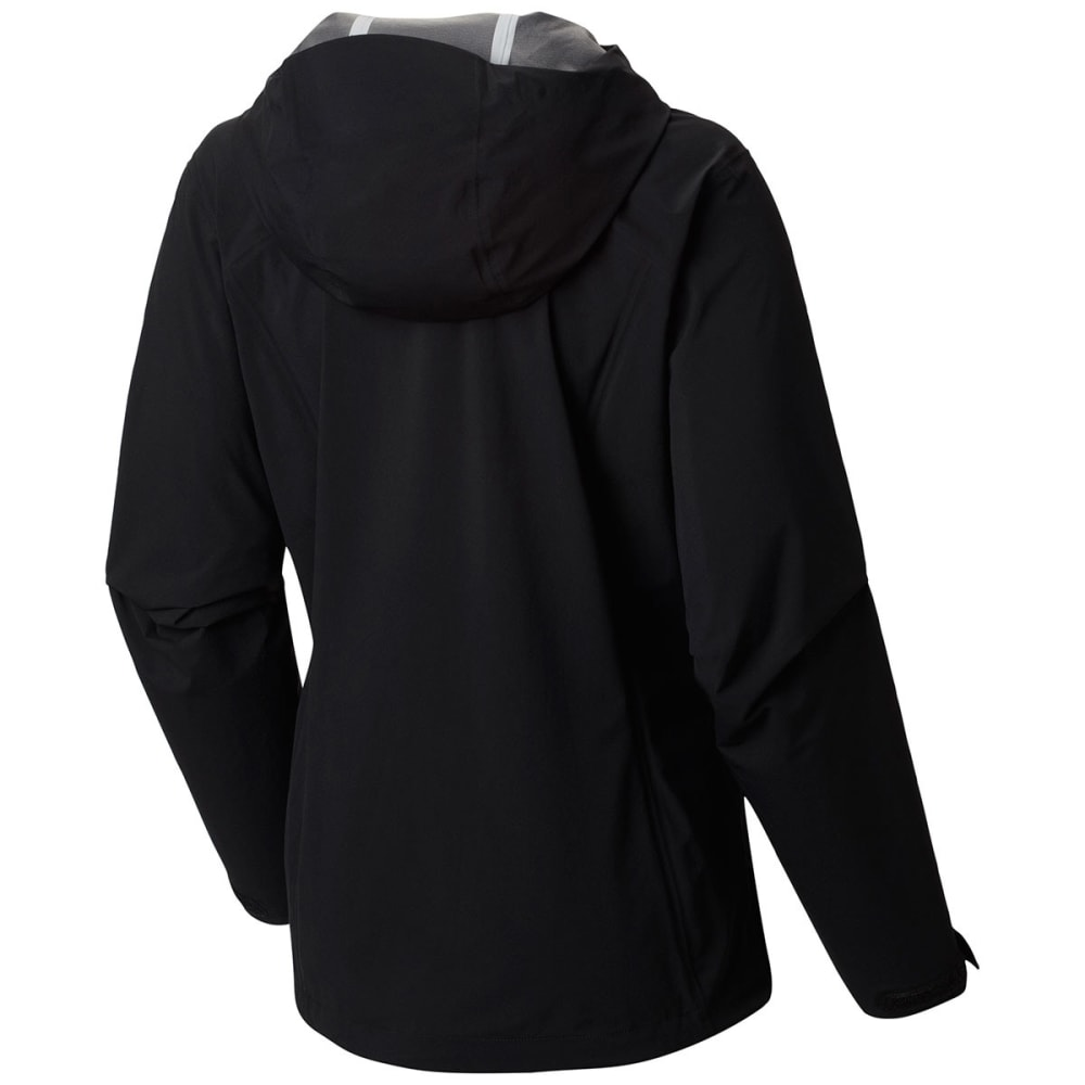 MOUNTAIN HARDWEAR Women's Stretch Ozonic Jacket - 090-BLACK