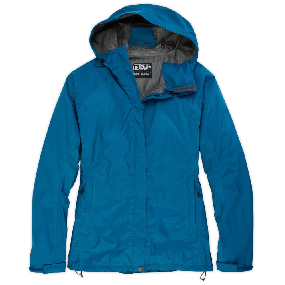 EMS Women's Thunderhead Jacket - PEACOCK BLUE