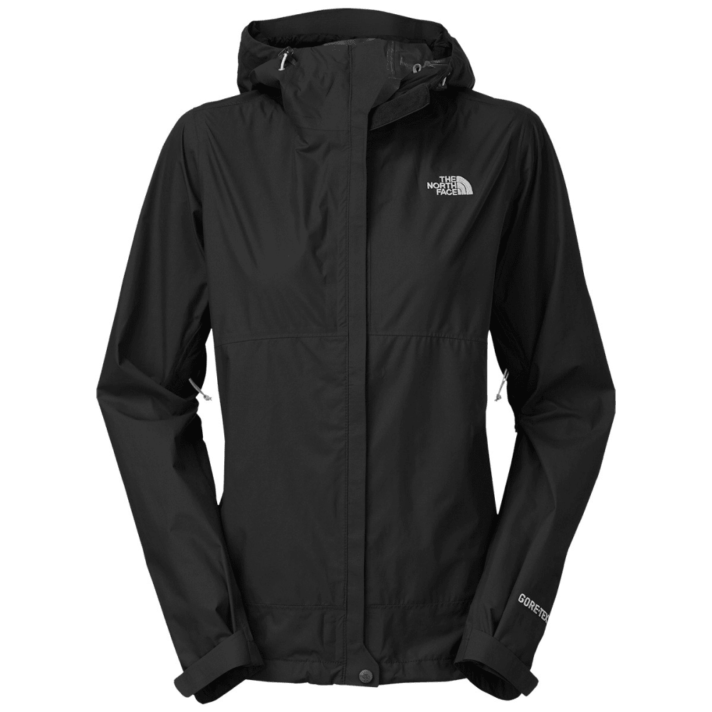 THE NORTH FACE Women's Dryzzle Jacket - TNF BLACK