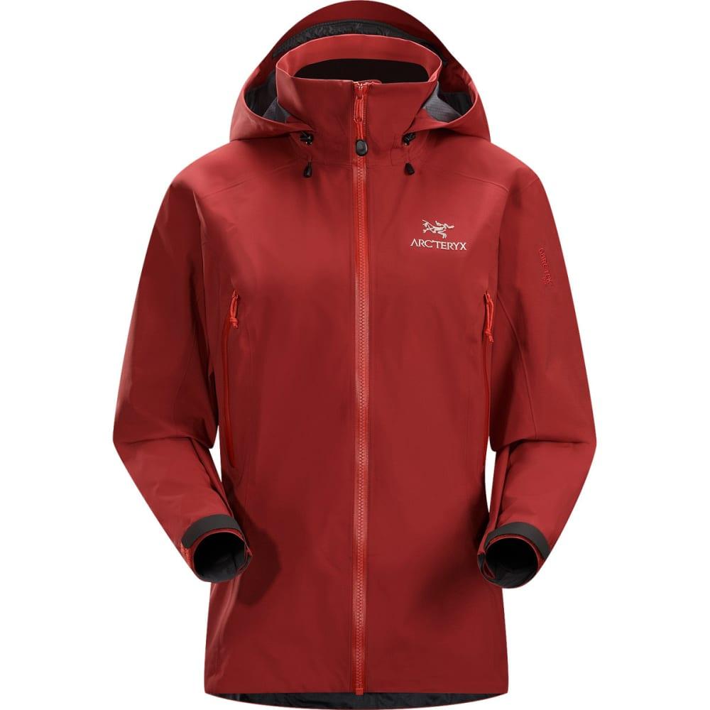 ARC'TERYX Women's Beta AR Jacket - OXBLOOD RED