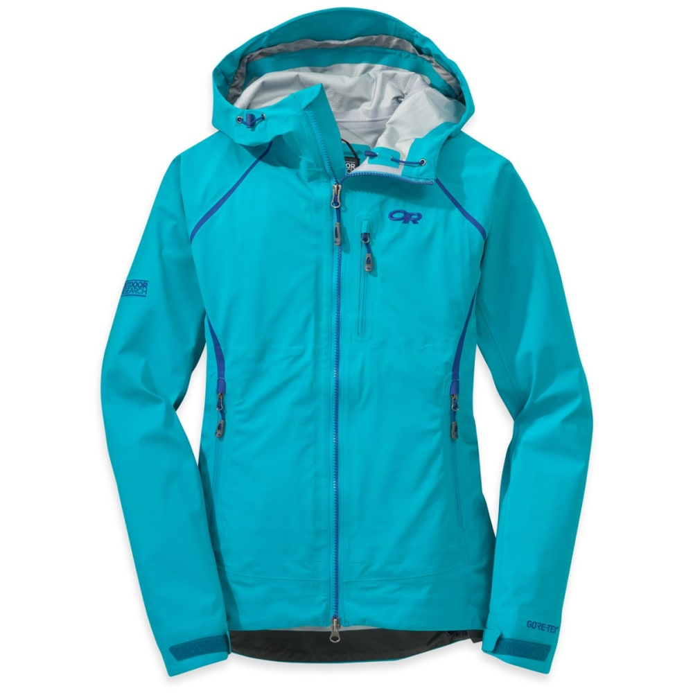 OUTDOOR RESEARCH Women's Revelation Jacket - TYPHOON