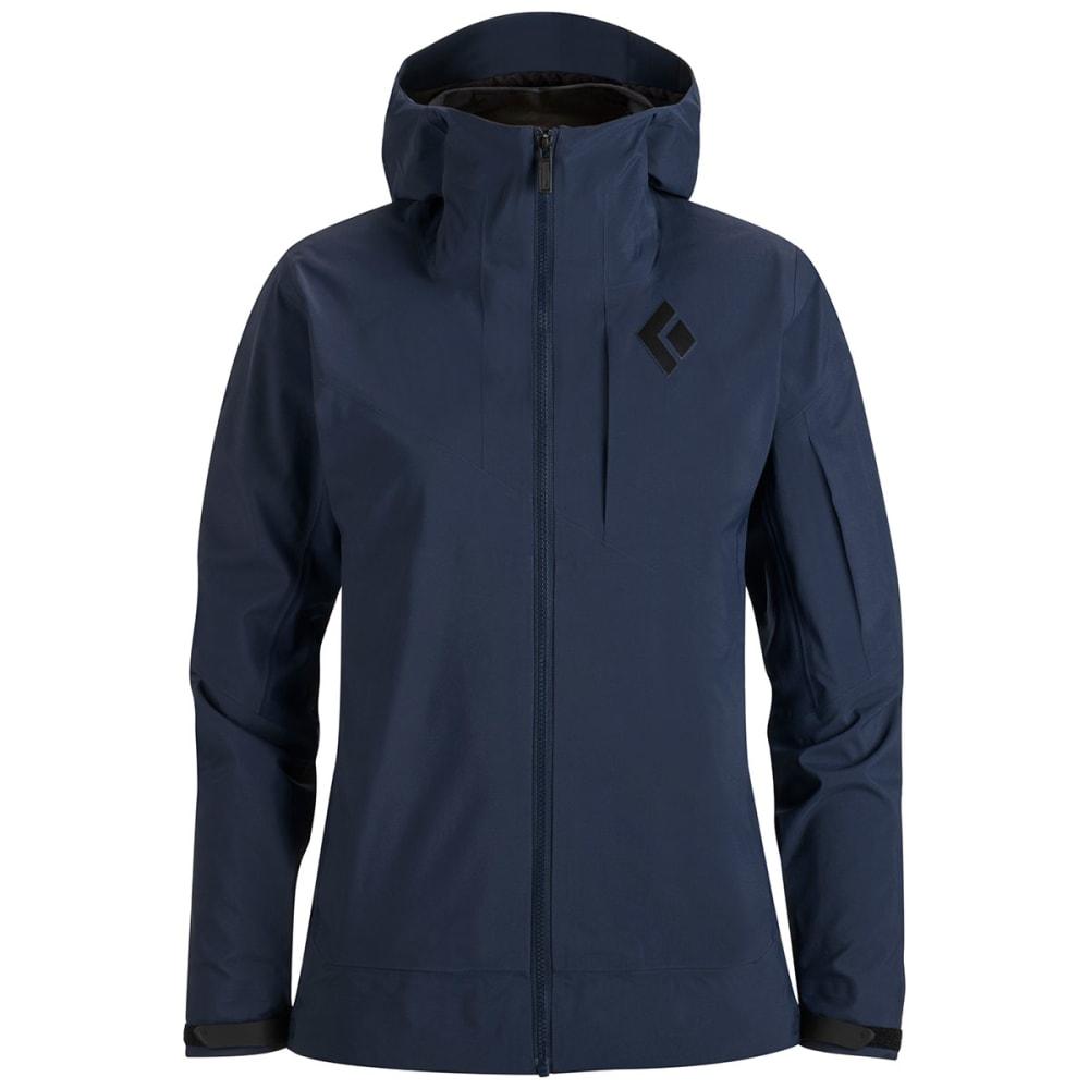 BLACK DIAMOND Women's Recon Ski Shell Jacket - CAPTAIN