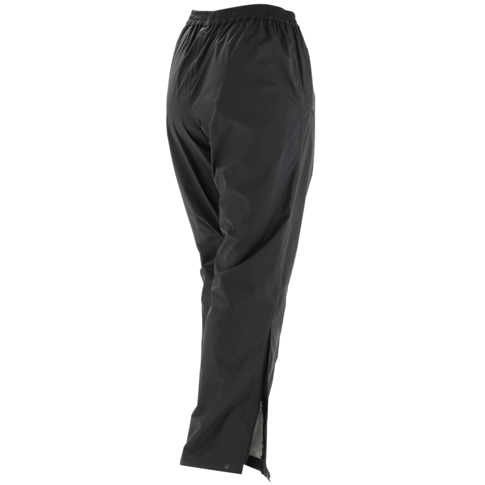 MARMOT Women's PreCip Pants - 001-BLACK