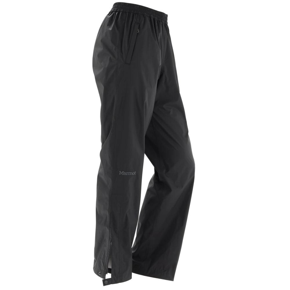 MARMOT Women's PreCip Pants - 001-BLACK
